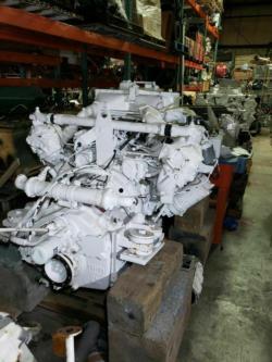 MTU 8V-183 660HP