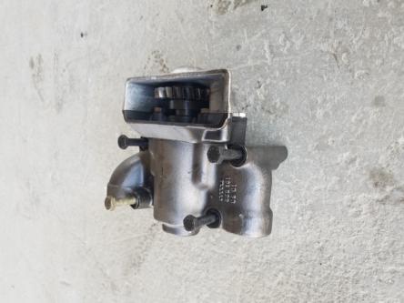 MTU Oil pump