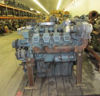 MTU S2000 for Sale on Diesel Engine Trader