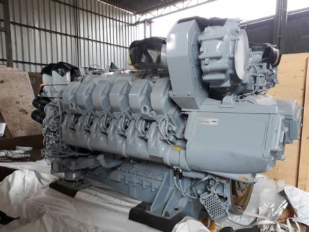 MTU 12V4000 M90 for Sale on Diesel Engine Trader